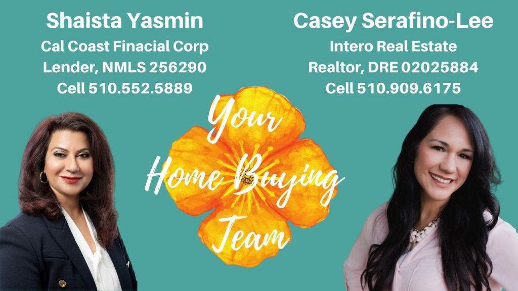 Casey & Shaista