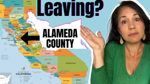 Alameda county and casey shrugging because people are leaving