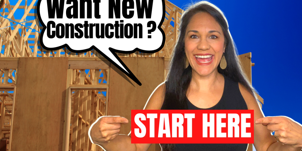 Buying New Construction Start Here