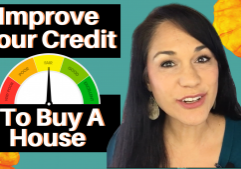How to improve my credit